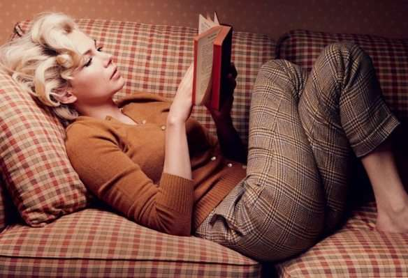 Michelle Williams October 2011 Vogue US