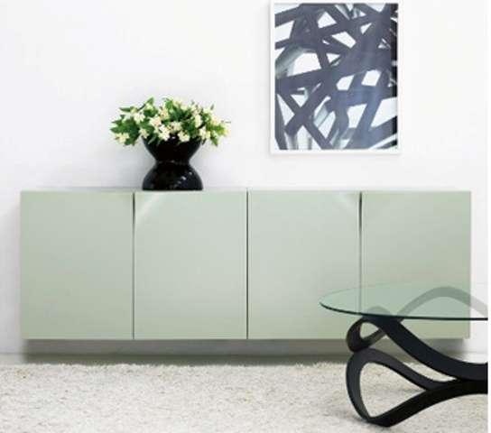 Curvy Cabinet Designs