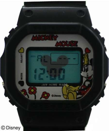 Mickey Mouse  G-Shock