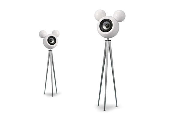 Iconic Cartoon Speakers