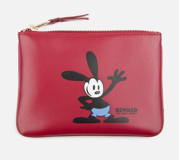Cartoon-Inspired Wallets