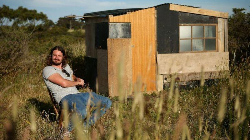 Scrap Material Micro Houses