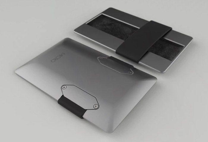 Premium Aluminum Wallets Micro Wallet