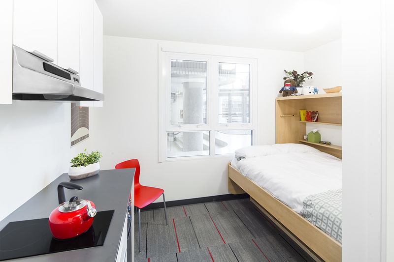 Student-Friendly Micro-Apartments
