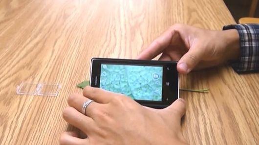 Smartphone Microscope Lenses