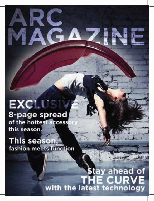 Fake Magazinevertising