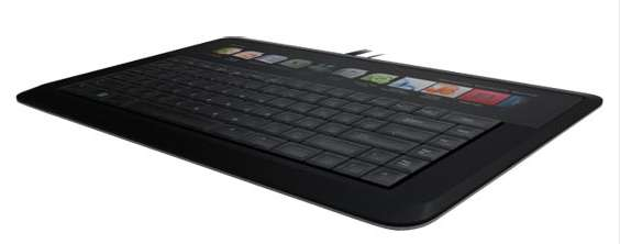 Microsoft's New Keyboard Concept
