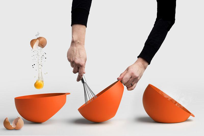 Microwavable Egg Preparation Bowls