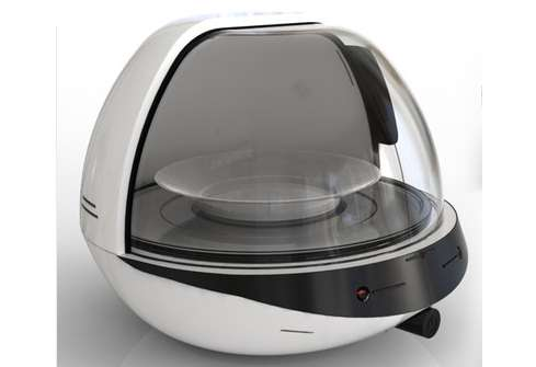 Orb-Shaped Ovens