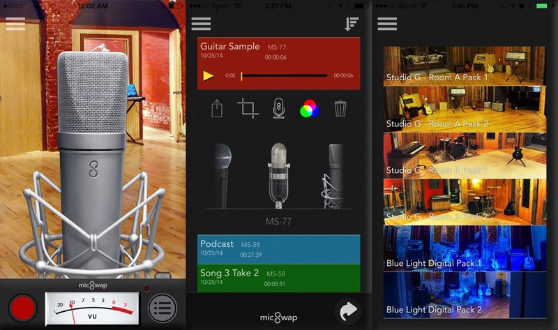 Voice Filtering Mobile Apps