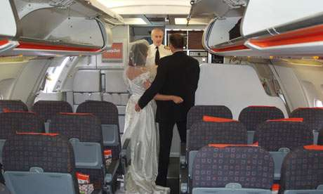 Mid-Air Marriages