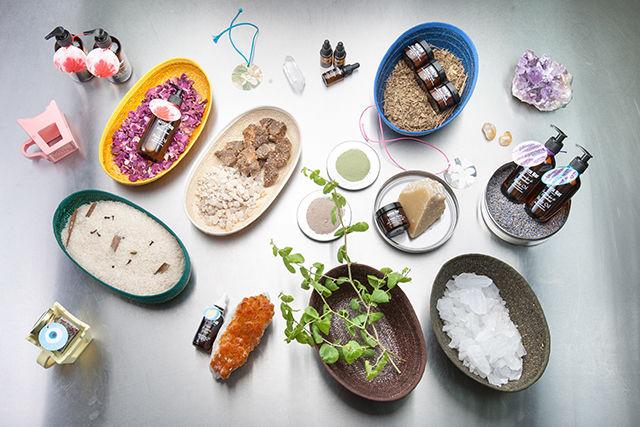 Organic Middle Eastern Cosmetics