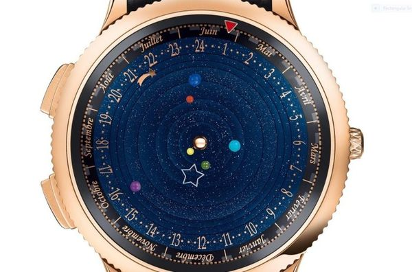 Astonishing Astrology-Inspired Timepieces