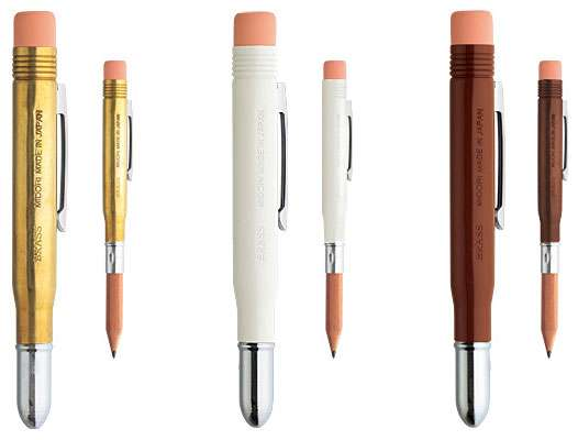 Bullethead Writing Utensils