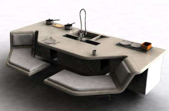 Multifunctional Kitchen Counters