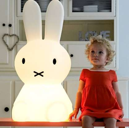 Miffy Rabbit Lamp