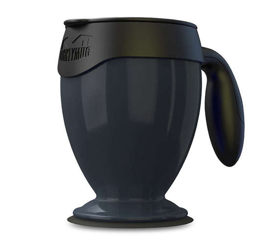 Rugged Untippable Mugs