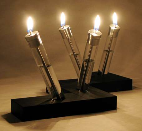 Evolved Candles