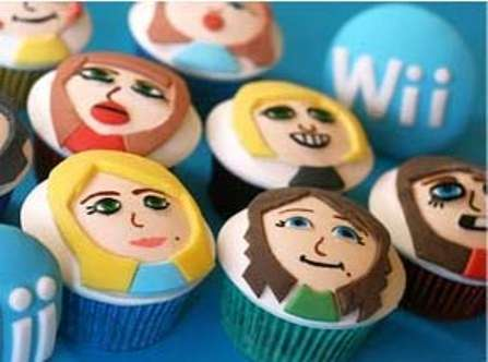 Gamer Cupcakes