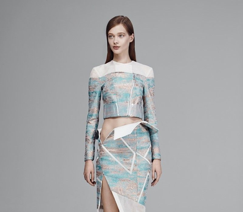 Origami Bodycon Fashion
