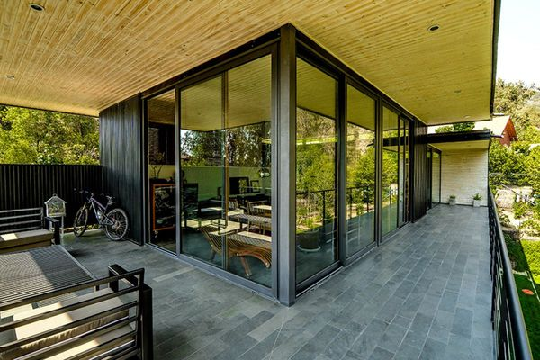 Reflective Window Abodes