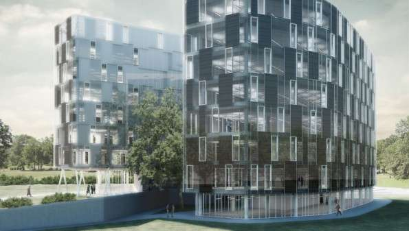 Transparent Buildings