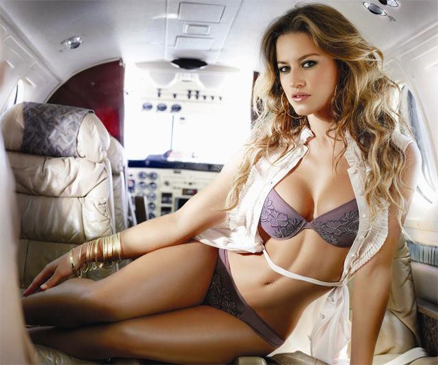 Sensuous Mile-High Flights