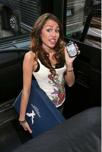 Miley Cyrus Calls Your Teen