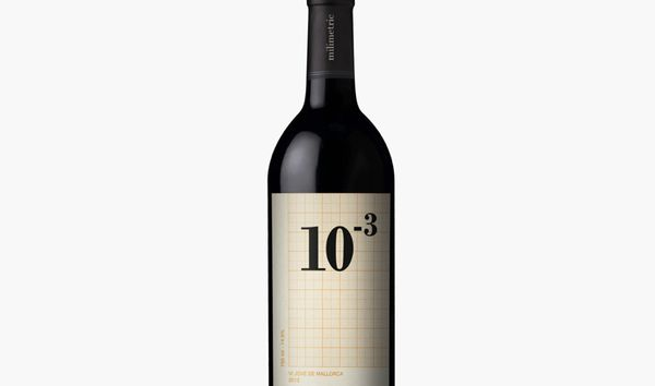 Milimetric Wine packaging
