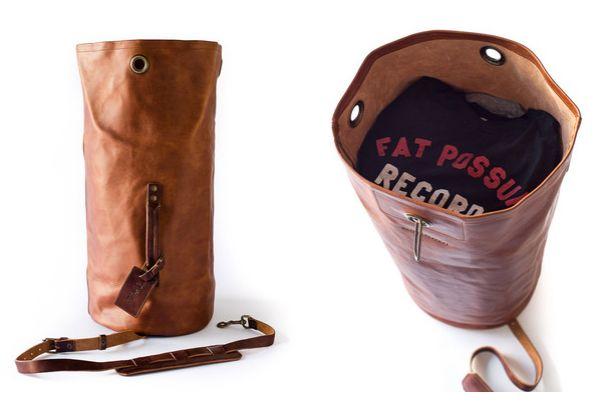 Militaristic Duffel Bags