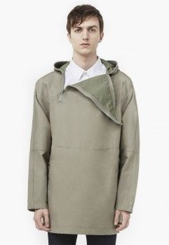 Military Tent Jackets