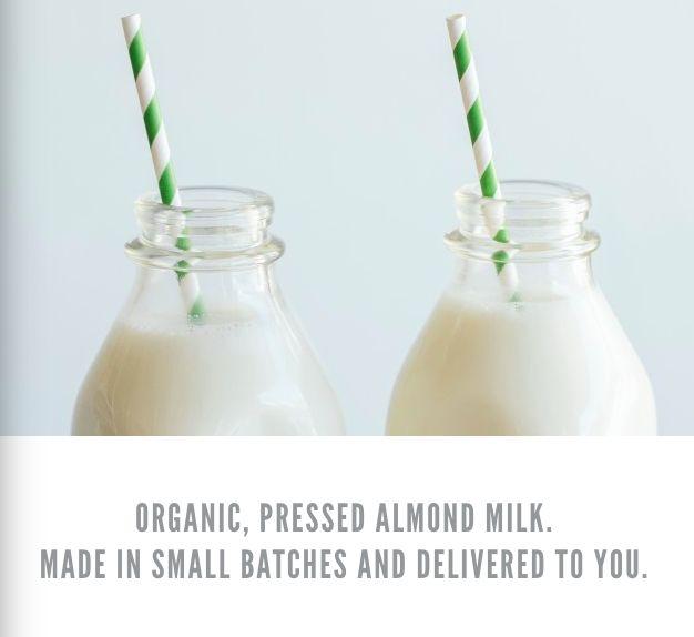 Dairy-Free Milkman Services