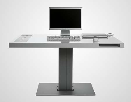 MILK desk for Mac lovers