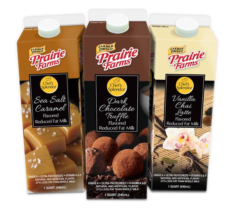 Dessert-Flavored Milks