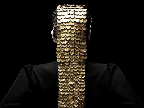 Gold Coin Headdresses