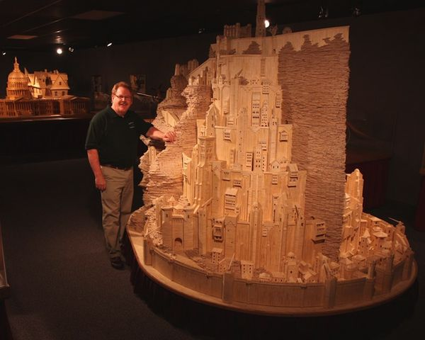 Matchstick-Made Cities