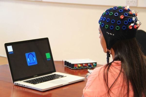 Mind-Controlled Music Players