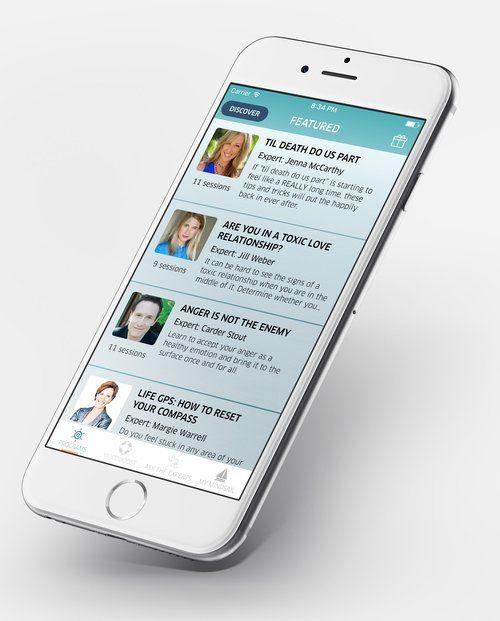 Millennial Self-Help Apps