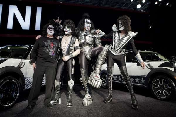 MINI and KISS 2011