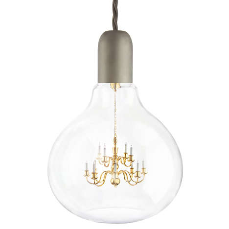 Chandelier Light Bulb Hybrids