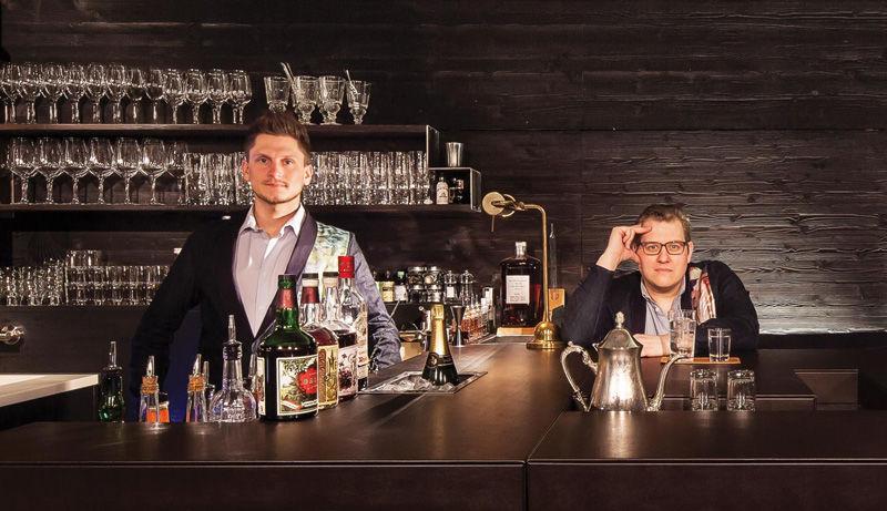 Mini Cocktail Bars