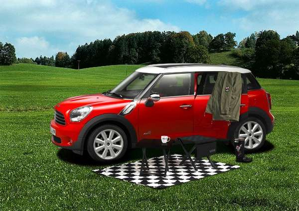 MINI Countrymen Getaway Package