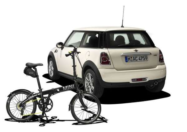 Folding Automaker Bicycles