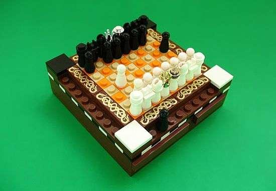 LEGO Strategy Games