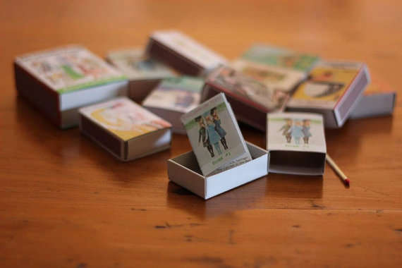 Matchbox-Sized Gazettes