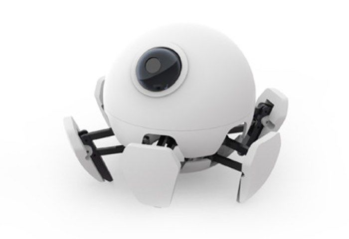 adorable arachnid robots mini robot