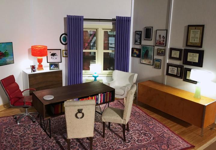 Tiny Living Room Sculptures