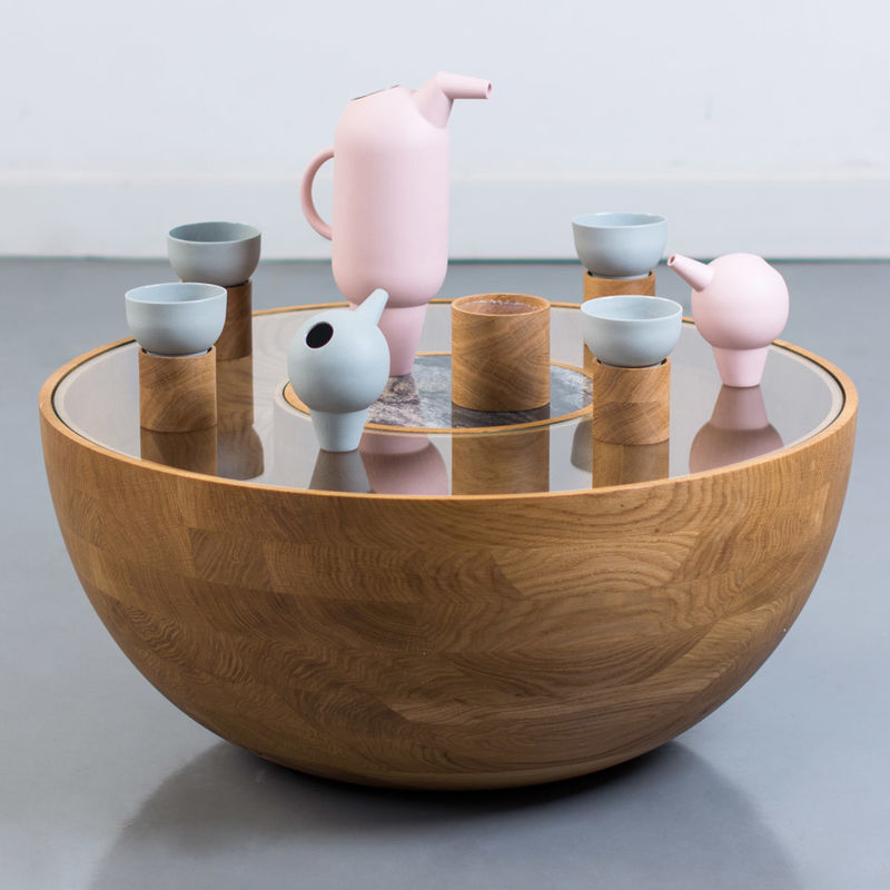 Bird-Themed Tea Sets