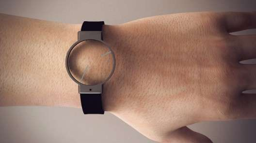 Simple Invisible Timepieces