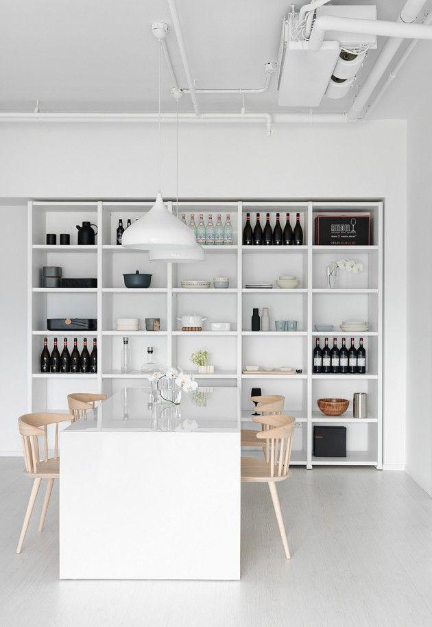 Pure Minimalist Apartments